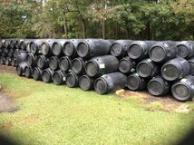 $13 dollar barrels in Camp Lejeune, North Carolina