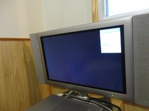 Sharp  30'' LCD 720P TV , Made in Japan, Powerful Sound ,with remote control, receiver in Lockport, Illinois