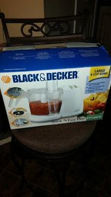 Black & Decker Quick & Easy Food Processor in Fort Campbell, Kentucky