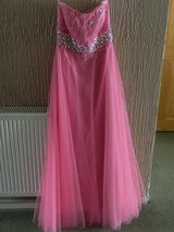 Pink Prom dress in Lakenheath, UK