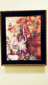 Wall Art Wine and grapes Decor in Westmont, Illinois