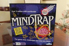 Mindtrap board game in Glendale Heights, Illinois