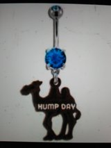 hump day belly ring in Camp Lejeune, North Carolina