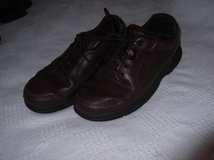 ROCKPORT SHOES...............BROWN LEATHER in Cherry Point, North Carolina