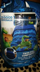 New / Disney The Good Dinosaur Twin / Full Comforter Set in Clarksville, Tennessee