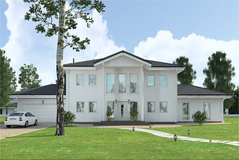 www.eifel-living.com/237 sq. meter Stadt Villa planned for Spangdahlem in Spangdahlem, Germany