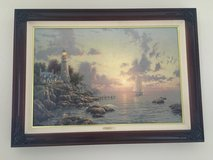 Thomas Kinkade Sea of Tranquility 24x36 signed & numbered in Kingwood, Texas