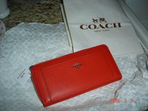 Authentic Coach  Wallet -NWT in Kingwood, Texas
