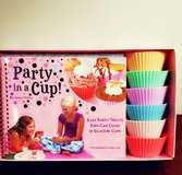 Party In A Cup:Easy Party Treats Kids Can Cook in Westmont, Illinois