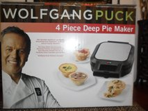 Wolfgang Puck Pie Maker in Cleveland, Texas