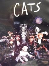 CATS on Broadway VHS Musical Andrew Lloyd Webber Best Loved Musical in Naperville, Illinois