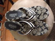 coach shoes like new. in Naperville, Illinois