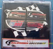1999 California Speedway Limited Edition 1000 pin set in Yucca Valley, California
