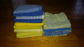 lot of 7 kitchen towels in Wilmington, North Carolina