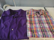 Mens Shirts /// DRESS for SUCCESS ///  ****Shirts 1 and 2 **** in Ramstein, Germany