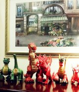Dragons VS Dinosaurs in Westmont, Illinois