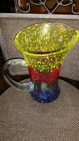Speckled Glass Pouring Pitcher in Clarksville, Tennessee