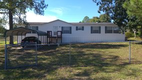 1999 Fleetwood Green Hill 1858 sq ft Mobile Home - Model 4683A in Fort Rucker, Alabama