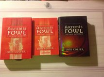 Artemis Fowl books Like New in Yorkville, Illinois