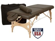 MASSAGE TABLE & STOOL in Spring, Texas