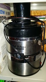 Jack La Lanne's power juicer in Travis AFB, California