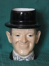 Head Vase - Stan Laurel in Naperville, Illinois