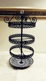 Rotating Jewelry Display, Stand and  Holder in Oswego, Illinois