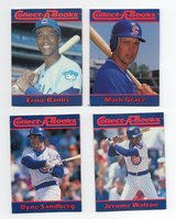 CHICAGO CUBS GREATS COLLECT-A-BOOKS LOT - BANKS, GRACE... in Oswego, Illinois
