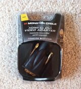 Monster Cable HDMI to DVI Video Adapter in Oswego, Illinois