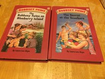 THE BOBBSEY TWINS classic edition books LOT in Bolingbrook, Illinois