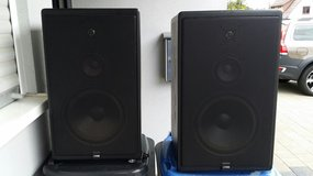 Canton CT 800 Home Stereo Speakers in Ramstein, Germany