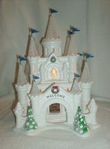Dept. 56 - Snow Carnival Ice Palace in Chicago, Illinois