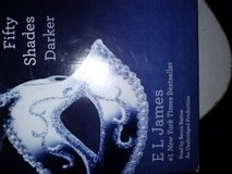Fifty Shades Darker (audio book cd set) in Alamogordo, New Mexico