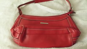 Nine West red purse in Yorkville, Illinois