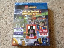 LEGO Super Heroes Blu-Ray DVD Combo in Camp Lejeune, North Carolina