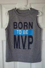 Boys Carter's MVP Tank Size 4T in Lockport, Illinois