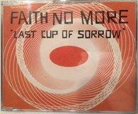 Faith No More Last Cup of Sorrow CD Pt 2  OOP in Plainfield, Illinois