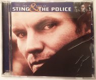 The Very Best Of Sting & The Police CD in Cary, North Carolina