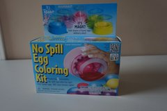 No Spill Easter Egg Coloring Kit NEW!! in Plainfield, Illinois