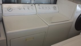 kenmore washer and dryer in Fairfax, Virginia