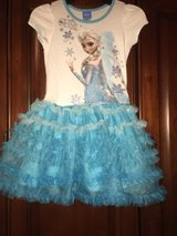 NEW Elsa Dress (size 5/6) in The Woodlands, Texas