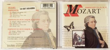 Mozart Symphonies No 35,36,37 in Bolingbrook, Illinois