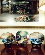 Set of 3 Thomas Kinkade Collectable Plates in Westmont, Illinois