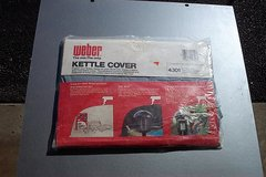"WEBER KETTLE COVER FOR   18 1/2""  DIAMETER KETTLES in Aurora, Illinois"