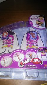 Band Ups -stretch shoe laces in Kingwood, Texas