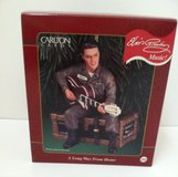 Elvis Collectible Ornament #68 in Glendale Heights, Illinois