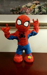 The Itsy Bitsy Interactive Spider-Man Plush Doll in Westmont, Illinois