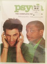 Psych: Season 1 New Sealed DVD Series in Bolingbrook, Illinois