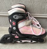 Girls Adjustable Roller Blades-Sizes1-4 in Lockport, Illinois
