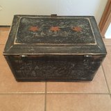 Rustic Chest w/Stars in Yorkville, Illinois